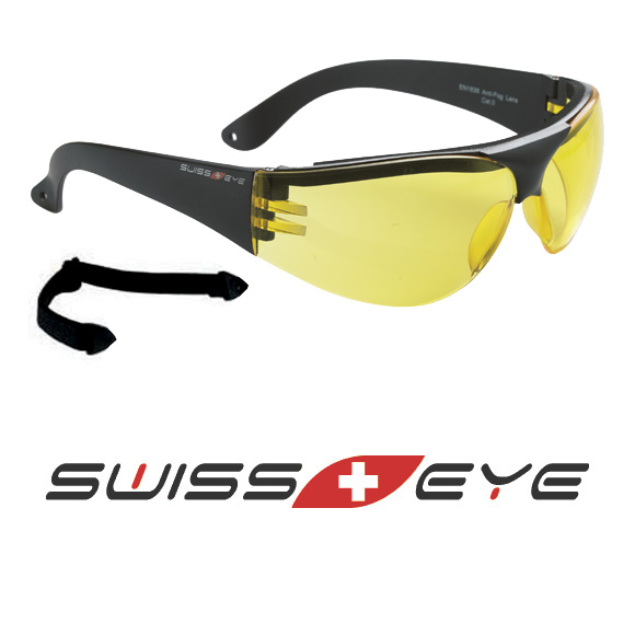 Swiss Eye Outbreak Protector Sonnenbrille antifog lens yellow
