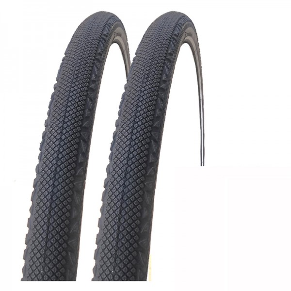 2 x Conti Speed Ride Reflex Semi-Slick Reifen 42-622 / 700x42C